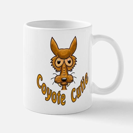 Coyote Cutie Mugs