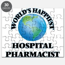 World's Happiest Hospital Pharmacist Puzzle