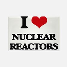I Love Nuclear Reactors Magnets