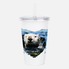 The Otter You Are Acrylic Double-wall Tumbler