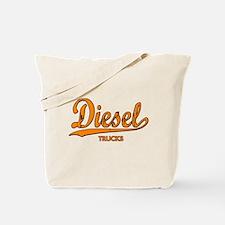 Diesel Trucks Tote Bag