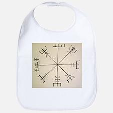 Asatru Compass Bib