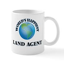 World's Happiest Land Agent Mugs