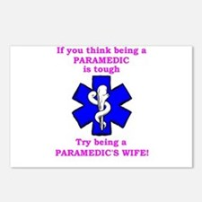 Paramedic's Wife Postcards (Package of 8)
