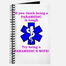 Paramedic's Wife Journal