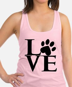 Animal LOVE Racerback Tank Top