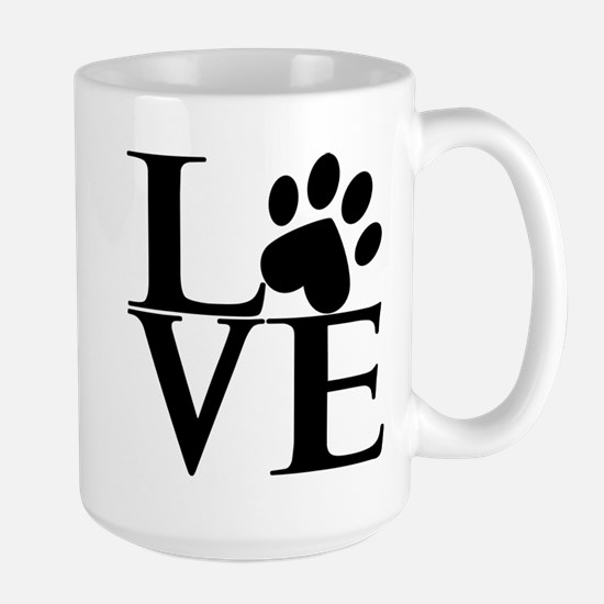 Animal LOVE Large Mug