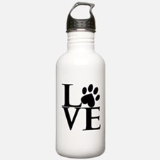 Animal LOVE Water Bottle