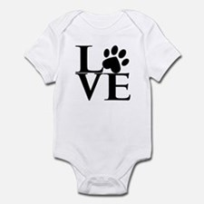 Animal LOVE Infant Bodysuit