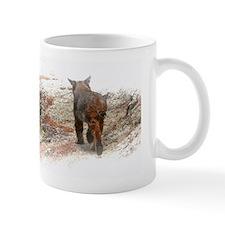 Bobcat Out For A Stroll Mug Mugs