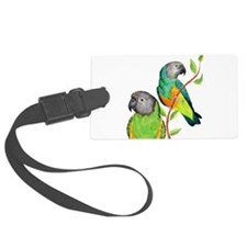 Senegal Parrots Luggage Tag