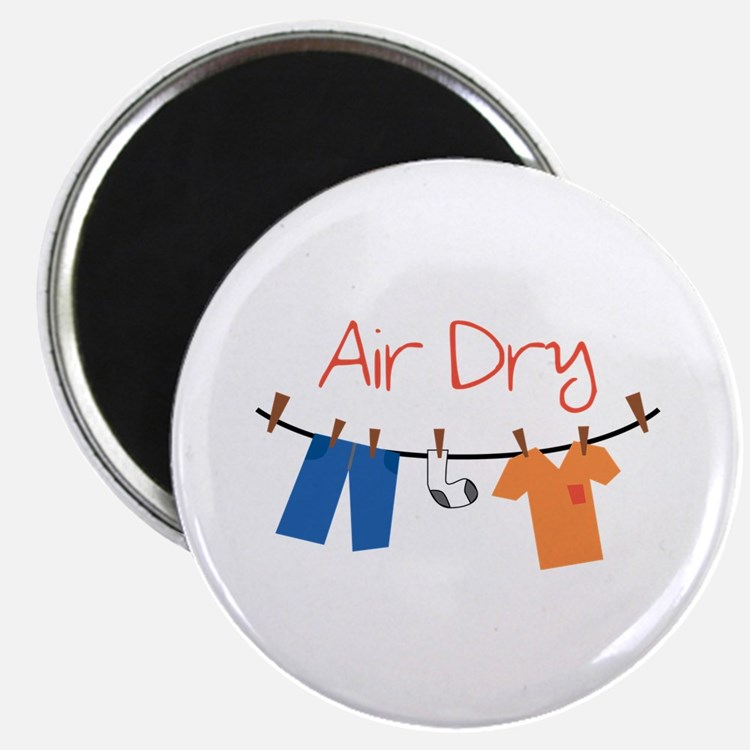 laundry_Air Dry Magnets
