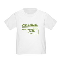 Oklahoma T