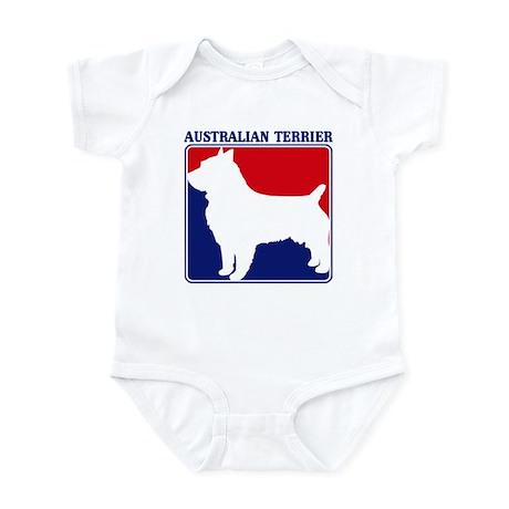 Pro Australian Terrier Infant Bodysuit