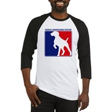 Pro German Shorthaired Pointe Baseball Jersey