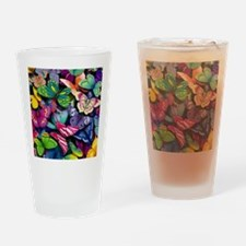 Butterflys Drinking Glass