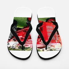 McCormick International Orchard Tractor Flip Flops