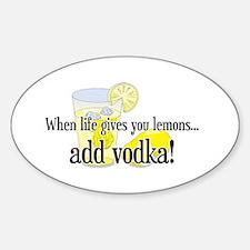 LIFE GIVES YOU LEMONS Decal