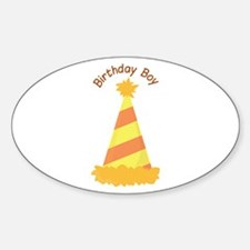 Birthday Boy Decal