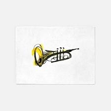 Trumpet 5'x7'Area Rug