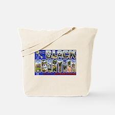 Black Mountain North Carolina Tote Bag