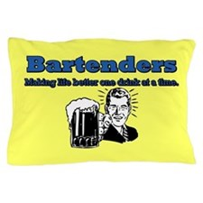 BARTENDERS 2 Pillow Case