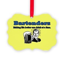 BARTENDERS 2 Ornament