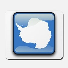 Flag of Antarctica Mousepad