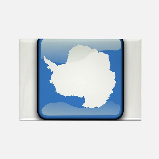 Flag of Antarctica Magnets