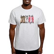 Cute Marine wife T-Shirt