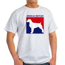 Pro American Brittany T-Shirt