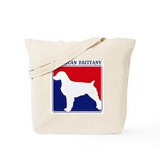 Pro American Brittany Tote Bag
