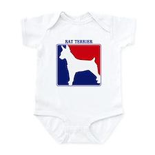 Pro Rat Terrier Infant Bodysuit