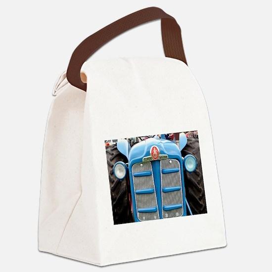 Fordson Super Major Tractor Canvas Lunch Bag