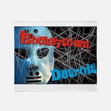 Hockeytown Throw Blanket