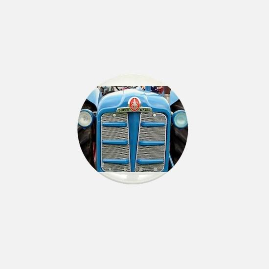 Fordson Super Major Tractor Mini Button