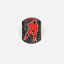 Hockey Mini Button