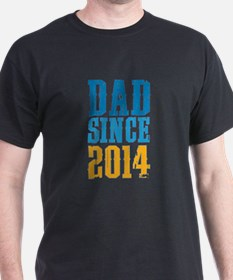 Dad Since 2014 T-Shirt