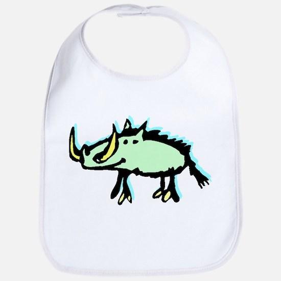 Baby Boar Bib