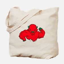 Buffalo Flexing Tote Bag