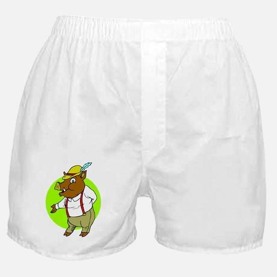 German Boar Boxer Shorts