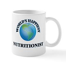 World's Happiest Nutritionist Mugs