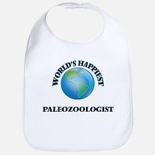World's Happiest Paleozoologist Bib