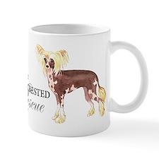 Adopted dog Mug