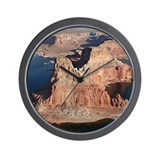 Lake powell Wall Clocks