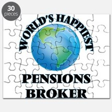 World's Happiest Pensions Broker Puzzle