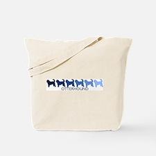 Otterhound (blue color spectr Tote Bag