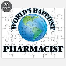 World's Happiest Pharmacist Puzzle