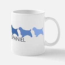 Clumber Spaniel (blue color s Mug
