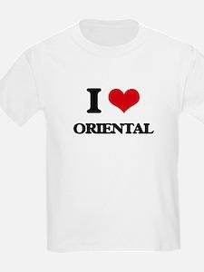 I Love Oriental T-Shirt
